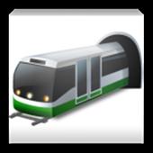 DMRC : Delhi Metro icon
