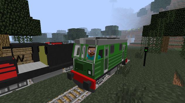 Train Mod For Minecraft PE APKDownload Kostenlos Unterhaltung APP - Minecraft zug spiele