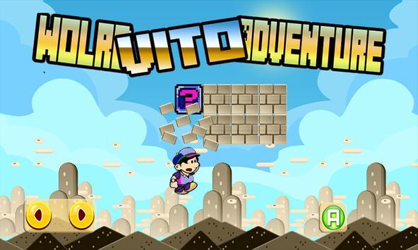 Super Great Vito World poster