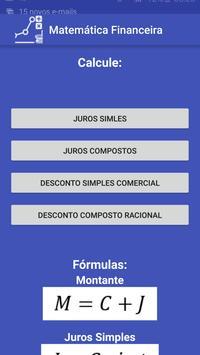 Matemática Financeira screenshot 1