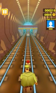 Boy - Subway Surf To Paris screenshot 1