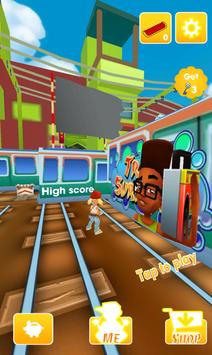 Boy - Subway Surf To Paris screenshot 4