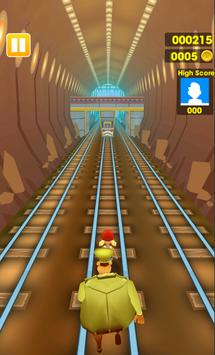 Boy - Subway Surf To Paris screenshot 5