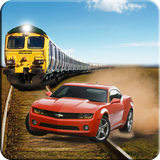 Train vs Car Racing - Professional Racing Game