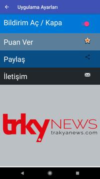 Trakya News screenshot 4