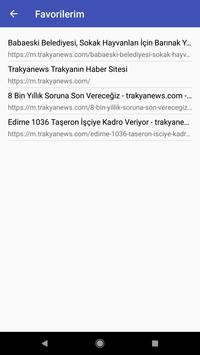 Trakya News screenshot 2