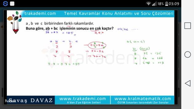 Sorularla DGS Matematik screenshot 5