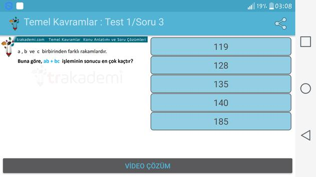 Sorularla DGS Matematik screenshot 6