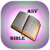 Holy Bible ASV icon