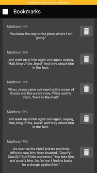 Holy Bible ASV screenshot 3