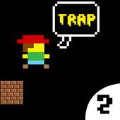 Trap Adventure 2 - Crazy Game icon