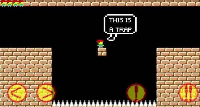 Trap Adventure 2 - Crazy Game screenshot 10