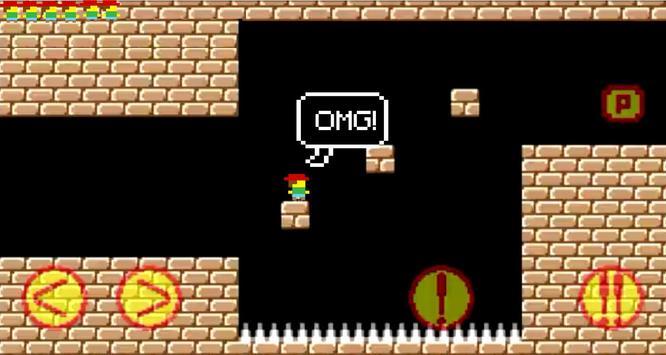 Trap Adventure 2 - Crazy Game screenshot 1