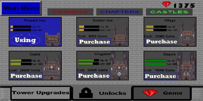 Mystic Defense screenshot 1
