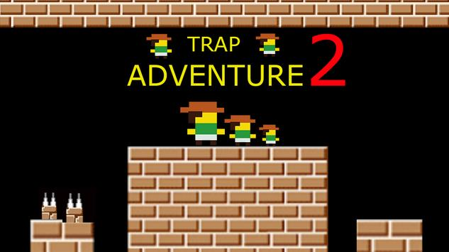 Trap adventure play poster