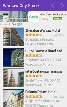 Warsaw City Guide apk screenshot
