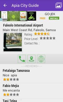 Apia City Guide screenshot 1