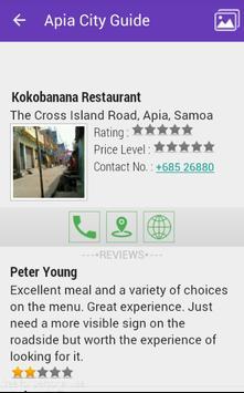 Apia City Guide screenshot 3
