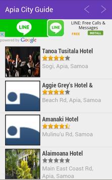 Apia City Guide screenshot 4