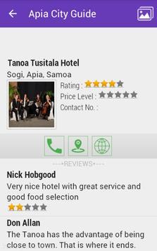 Apia City Guide screenshot 5