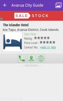 Avarua City Guide screenshot 4