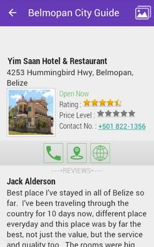 Belmopan City Guide apk screenshot