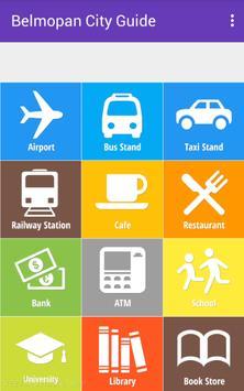 Belmopan City Guide poster