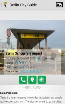 Berlin City Guide screenshot 1