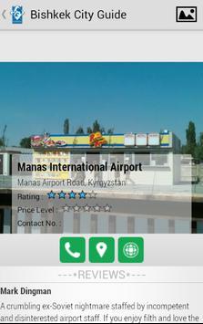 Bishkek City Guide screenshot 1