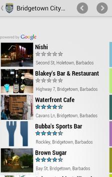 Bridgetown City Guide apk screenshot