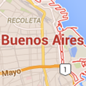 Buenos Aires City Guide icon