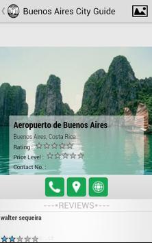 Buenos Aires City Guide apk screenshot