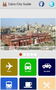 Cairo City Guide poster