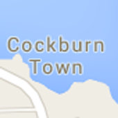 Cockburn Town City Guide icon