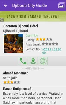 Djibouti City Guide apk screenshot