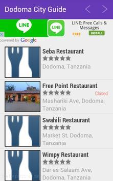 Dodoma City Guide apk screenshot