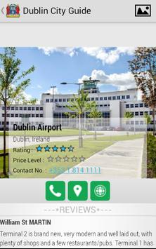 Dublin City Guide apk screenshot