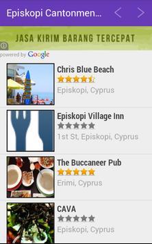 Episkopi Cantonment City Guide apk screenshot