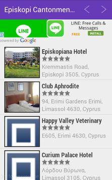 Episkopi Cantonment City Guide screenshot 7