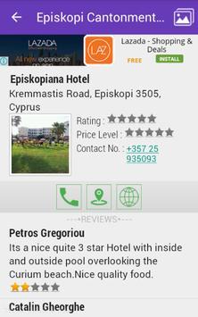 Episkopi Cantonment City Guide screenshot 8