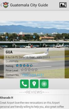Guatemala City Guide screenshot 1
