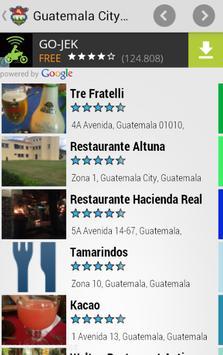 Guatemala City Guide screenshot 2