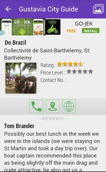 Gustavia City Guide apk screenshot
