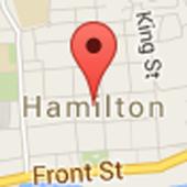 Hamilton City Guide icon