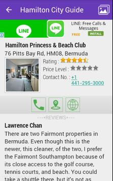 Hamilton City Guide apk screenshot