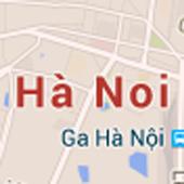 Hanoi City Guide icon