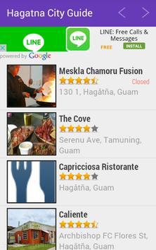Hagatna City Guide apk screenshot