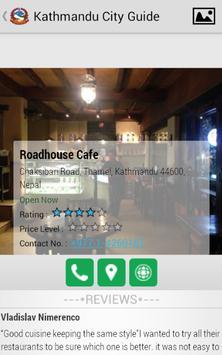 Kathmandu City Guide screenshot 3