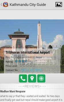 Kathmandu City Guide apk screenshot