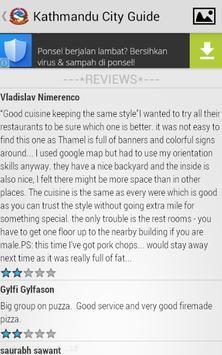 Kathmandu City Guide screenshot 4